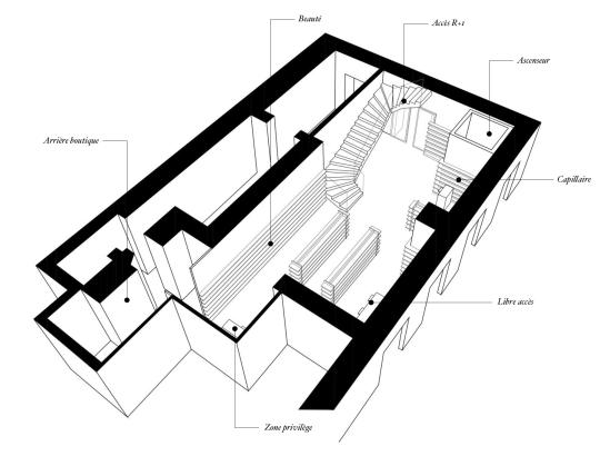 Premier etage
